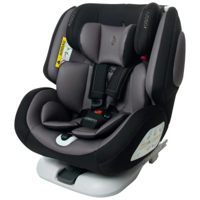 Osann One 360 Car Seat - Black Group 0+/1/2/3