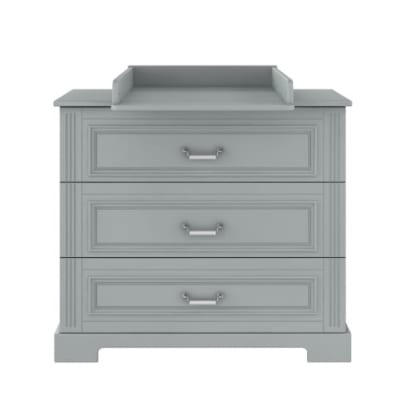 Ines Chest of Drawers - Grey