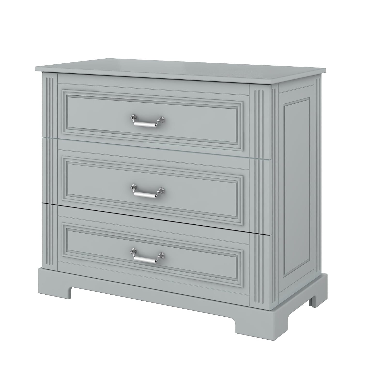 Ines Chest of Drawers – Grey product image