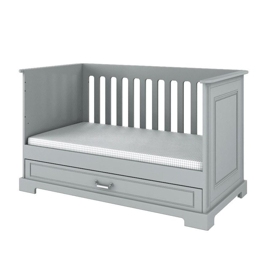 Ines Cot Bed – Grey product image