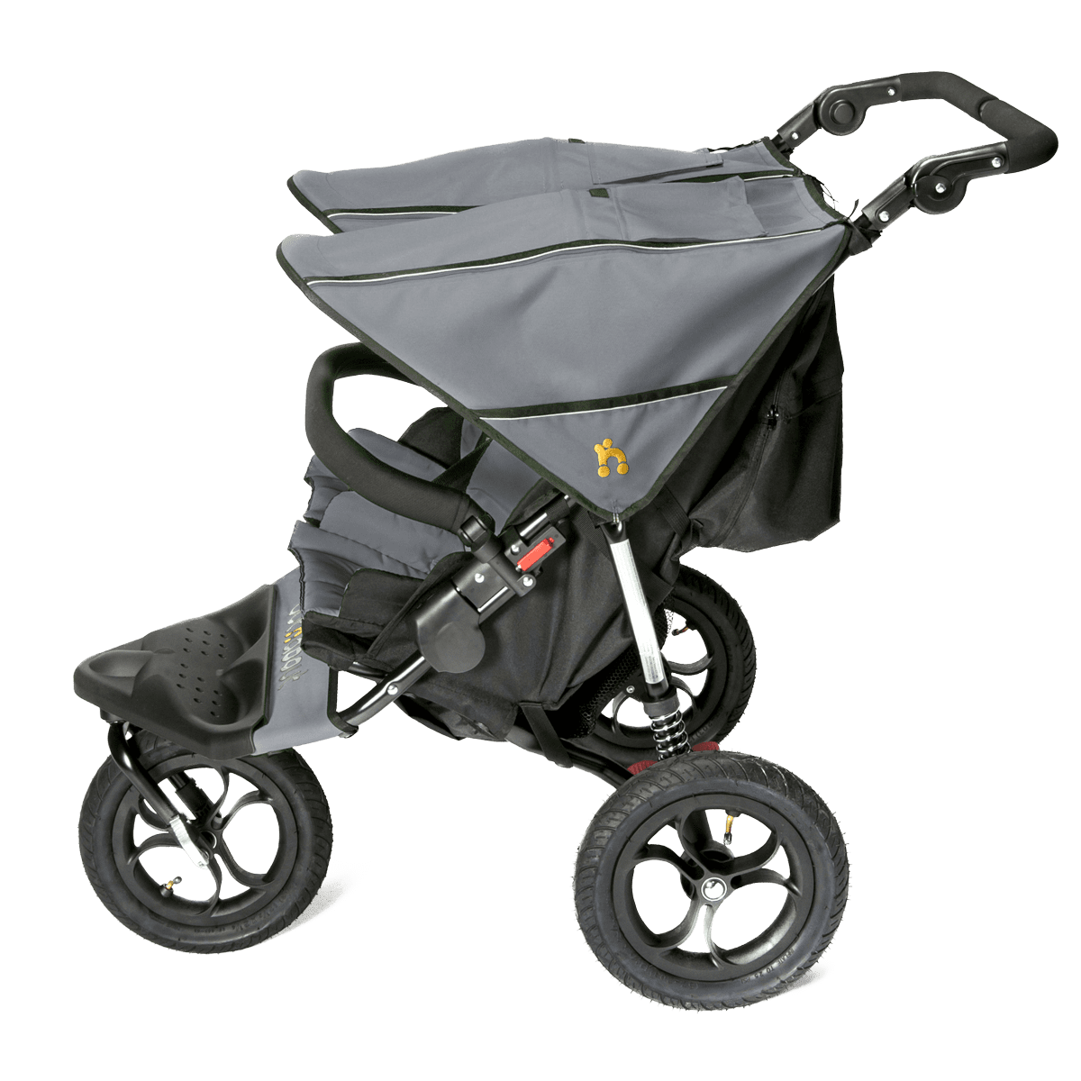 V4 Double Nipper Steel Grey product image