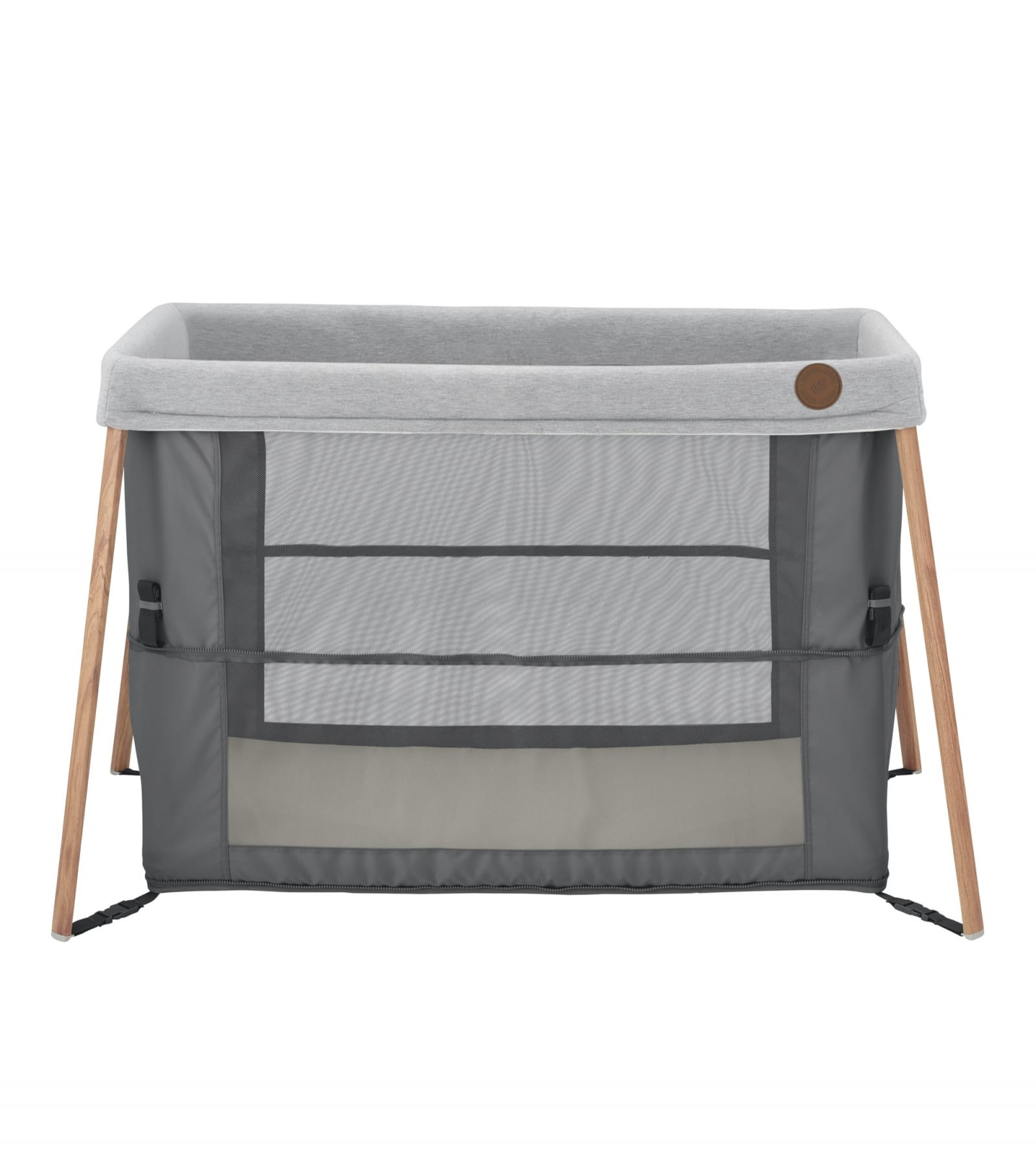 Iris Compact Travel Cot Essential Graphite product image
