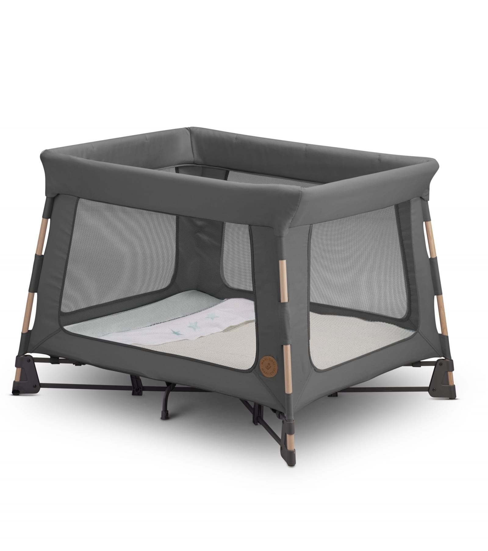 Swift Flash Fold Travel Cot Essential Graphite product image