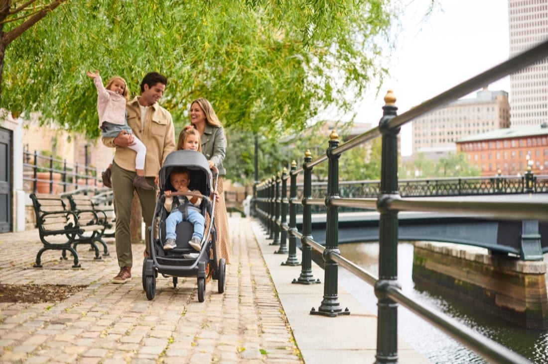 UPPABaby VISTA 2 Stroller & Carry Cot – GREYSON product image